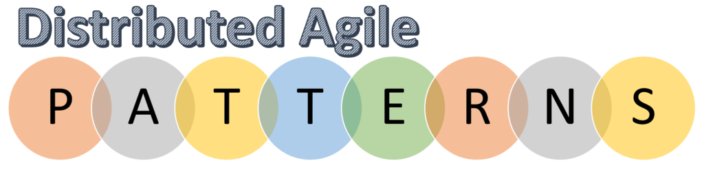 Distributed Agile Patterns