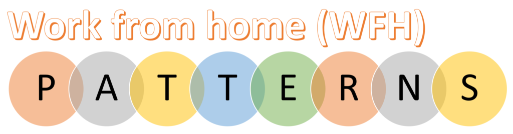 Work from home agile patterns